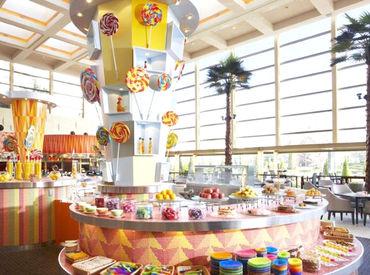 みんなの夢がいっぱいつまった「舞浜」★ ラグジュアリーで高級感あふれる シェラトン・グランデ・トーキョーベイ・ホテルです♪