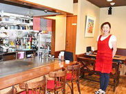まかないは美味しいと評判の 鉄板焼、お好み焼、やきそばなど☆ 広島では珍しい関西風も…♪