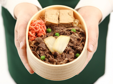 \やっぱり美味しい浅草今半!/ 当店こだわりのすき焼き弁当や牛肉佃煮、精肉もSTAFF割引でおトクに購入できます◎