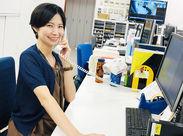 事務デビューも応援!久々の社会復帰という方もぜひ♪「東京ばな奈」が人気のお菓子メーカーでのお仕事です!