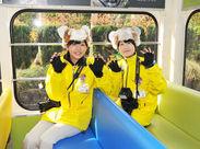 <やりがいイッパイ> 可愛いパンダや動物たちを通じて、お客様の最高の笑顔を写真におさめよう★
