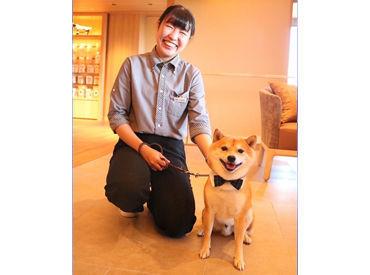 小さい頃の「動物に囲まれて働きたい」 その夢が叶います♪+* 癒されながら働ける職場です!!