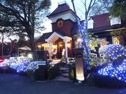 """森の中に佇む、洋館のような一軒家レストラン☆+.:゜おしゃれ×ゆったり落ち着いた店内で、アナタらしい""""おもてなし""""を♪"""