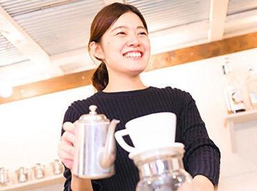 ≪ホールの大募集≫ 忙しい毎日を、Cafeにいる間は忘れることができる…そんなお店です。