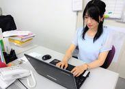 事務経験のある方、PC資格をお持ちの方大歓迎♪あなたのスキルを活かせるお仕事です◎