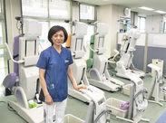 女性スタッフが多数活躍しており、女性アスリートにも頼られる整形外科です。短時間でWワークしたい方にもおすすめの職場◎
