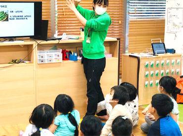 """子ども達に新しい学びの場を…♪ 「""""好き""""を見つけられる」 「自分から学べる」 そんな環境を整えています!"""