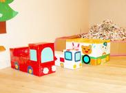 子育てをしている乳幼児親子向けの施設です。子どもが好きな方なら、毎日楽しくお仕事できますよ☆