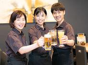 接客のお仕事経験ある方はもちろん、未経験の方も大歓迎!様々なスタッフが活躍中のお店です!