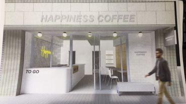 おしゃれなカフェでイチからお店作りにチャレンジ★(画像は完成イメージになります)