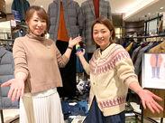 ≪服好きにはたまらない!≫ 楽しいうえに勉強になる♪ 社割で好きなブランドの洋服をお得に買えちゃえます!