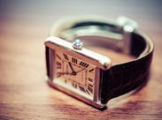 「時計が好き!」「時計を集めるのが趣味です。」「接客の仕事がしたい!」「時計に詳しくなりたい。」そんな方におすすめです!