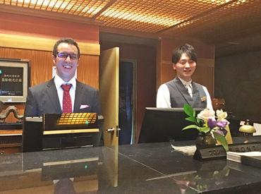 \シェフが作る絶品まかないも◎/ 緑に囲まれた旅館で、非日常バイト♪ ホスピタリティあふれる職場で働いてみませんか☆