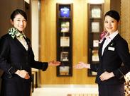 全国展開のビジネスホテル♪ お仕事は丁寧にお教えします! 未経験スタート大歓迎!