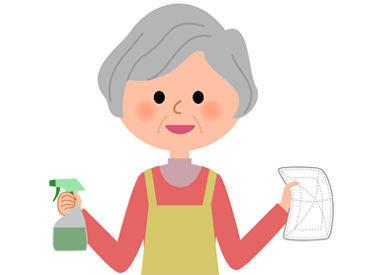 主婦さん、健康のために働く60歳以上の方、もくもく作業が好きなフリーターさんなど色んなメンバーが活躍中◎ ※画像はイメージ