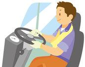 夜勤ドライバー大募集! 深夜帯でのお仕事なので、 渋滞に巻き込まれる心配がありません♪