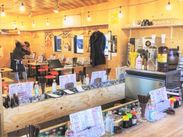 \オープニングでピカピカの店内★/ 11月中旬オープン予定! キレイな店内で気持ちよく働きましょう♪