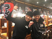 \博多の銘店が熊本に上陸!/ 人気店だから「まかない」が美味い! 食費を浮かせて賢くバイトしましょう♪
