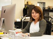 アシスタント業務を中心にお任せします!短時間勤務でOKなので、予定もとっても組みやすいです!