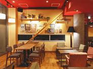 フォトジェニックな空間が広がる話題のカフェでNEWメンバー大募集。音楽、ファッション…気の合う仲間が不思議と集まる♪