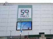 ≪短期でも・長期でもOK≫ 担当は『PARCO池袋店』だけ♪ 館内はこの時期限定の楽しいイベントなどで盛り上がっています。
