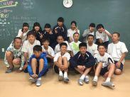 とってもかわいい生徒たちです♪ みんなの笑顔見たくないですか?♫