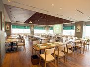 席数118席・全席禁煙。「地産地消」にこだわって川越野菜を中心とした新鮮食材の手作り料理を「時間制限無」で提供。