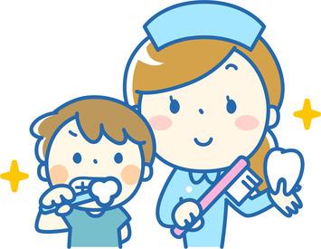 【歯科衛生士】≪担当歯科衛生士制≫をとっているから患者1人ひとりに合わせたケアも出来ます♪*。━━ さらに★嬉しい担当ユニットもあり◎