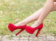 自分へのご褒美にピッタリ★大人可愛い婦人靴、バッグが並ぶお店です♪+。