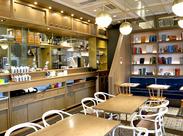 雑貨&文具売り場を併設しているお店も多数◎東急ハンズの中にあるお店は、お仕事帰りにお買い物なんてこともできちゃう♪