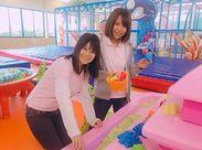 オープニングスタッフ大募集☆子どもが好きな方にピッタリ♪一緒に楽しいお店を創りましょう♪