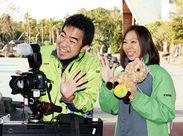 ≪カメラ未経験の方も大歓迎◎≫ お客様の最高の笑顔を引き出そう! 思い出創りをお手伝いできる、やりがいあるお仕事です★