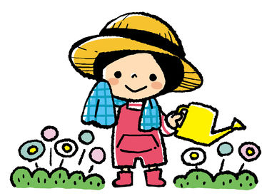 \季節を感じながら働こう◎/ 農業高校や大学で学んだ知識をいかせます! 未経験さんも大歓迎♪*。