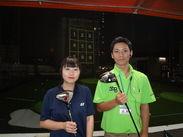 ◆駅徒歩1分!王子サンスクエア内◆ ゴルフ場・テニス・ボウリング バッティングセンターなどの スタッフ割引があるんです♪