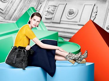 【FURLAスタッフ】◆オトナ可愛いアイテム多数◆!!歴史あるレザーブランド♪イタリアンデザインのバッグや靴、アクセetcが人気☆