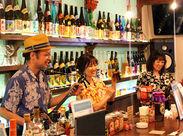 まかないに沖縄料理が出ることもあります♪美味しくてまかないが楽しみで働いているSTAFFも★