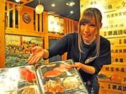 ワイワイ楽しいお店★美味しい食事を気軽に楽しめるお店として、幅広い年代に愛されています。