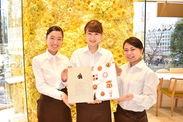 おしゃれスポット<渋谷>でバイトデビュー★人気店のコラボCafeでお仕事スタート!フリーターさん大歓迎!!