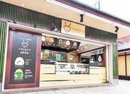 嵐山駅入り口のかわいいお店≪ARINCO≫ 未経験・ブランクのある方もサポートばっちりで安心START♪