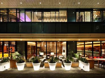 広大な2フロア+開放的なテラス席を含めると…約240席の超大型店!SNS・各種メディアで話題の『SHIBUYA CAST.』内!