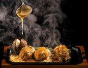 ビーフ100%のお肉から作られた絶品ハンバーグが名物♪スタッフのまかないも超贅沢!!!友達や家族とも使える社割ありでオトク☆