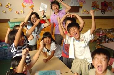 【キッズインストラクター】\できたよセンセイ!/…★子ども達の成長を見守ろう★…資格は不要!必要なのは子ども達の『頑張る!』を応援する気持ちだけ♪