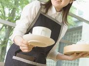 ≪幅広いSTAFFが活躍中!≫ 『カフェで働いてみたい…』そんな方に◎渋谷ヒカリエ内のオシャレカフェで、未経験から働ける♪