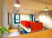 プライベートカフェを併設! 贅沢空間を満喫できるパソコン教室です♪ 趣味で楽しみに来られるお客様が多いんです◎