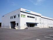 2008年に完成した、ホクガン 日光工場で働きませんか??主に関東地方向けに、島豆腐などの商品を出荷しています★