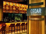 《CEDAR THE CHOP HOUSE & BAR》 ホテル『レム六本木』のメインダイニング・レストラン◎ 全く新しいチョップハウス♪