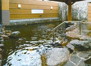 普段着でお仕事OK★お仕事のあとは、天然温泉が自慢の大浴場でゆっくり♪しっかり疲れを取ってくださいね◎