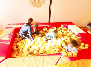 【児童発達支援員】子どもや運動が好き!そんな方にオススメ★【契約社員】としてあなたをお迎え◎一緒にたくさんのことを学びましょう!