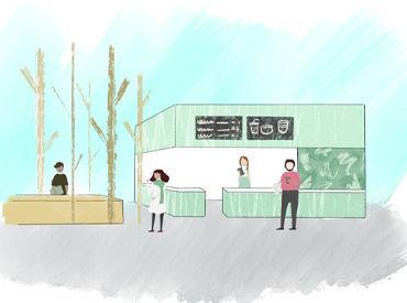 複合施設までは旭川駅から徒歩5分★ JR・バスなどで各方面からアクセス抜群!! お車の方は駐車場の補助があります◎
