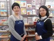 ★神保町のランドマーク的存在の書店★  三省堂書店の8階! 催事特別会場でお仕事! 在庫管理や品出しなどをお任せします◎